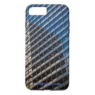 SF Skyscraper Reflection iPhone 7 Plus Tough Case