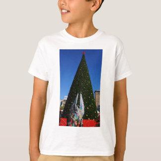 SF Union Square Christmas Tree Kids T-shirt