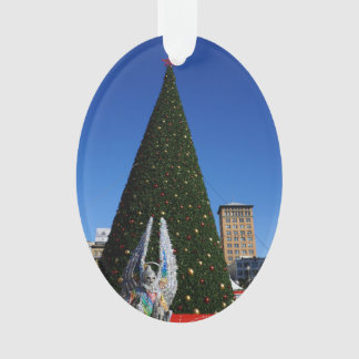 SF Union Square Christmas Tree Ornament