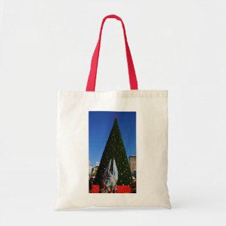 SF Union Square Christmas Tree Tote Bag