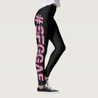 SFGGAE Black Leggins Leggings