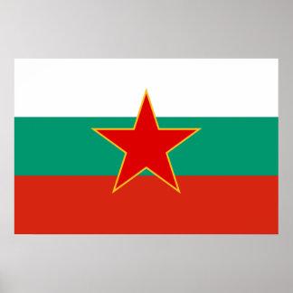 Sfr Yugoslav Bulgarian Minority, ethnic Posters