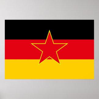 Sfr Yugoslav German Minority, ethnic Poster