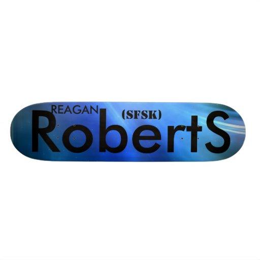 SFSK Roberts Pro Deck Skate Deck