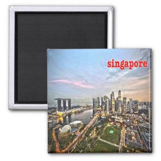 SG - Singapore - Singapore Magnet