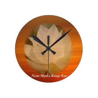 SGI Buddhist Clock