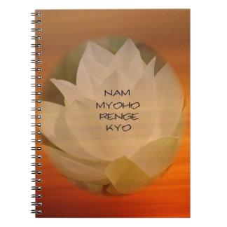 SGI Buddhist Notebook