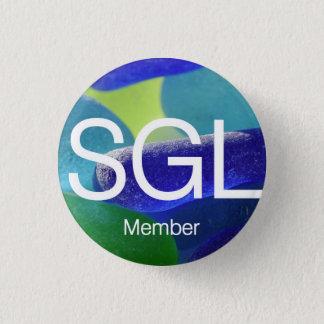 sgltshirt 3 cm round badge