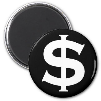 SGS Pin 6 Cm Round Magnet
