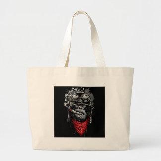 Sgt. Gorrilla Jumbo Tote Bag