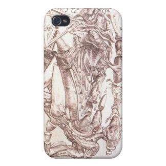 SGW Master Dali iPhone 4/4S Case