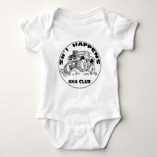 SH_black_Dodge Baby Bodysuit