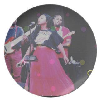 Sha Davis & The 1990's Plate