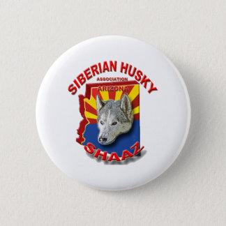 SHAAZ Logo Products 6 Cm Round Badge