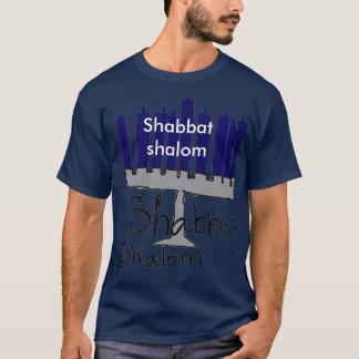 shabbat, Shabbat shalom T-Shirt