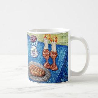 """""""Shabbat Shalom"""" Coffee Mug"""