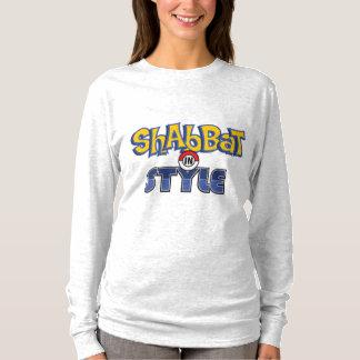 Shabbat Style T-Shirt