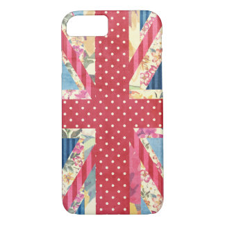 Shabby Chic | British Flag iPhone 7 Case