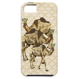 Shabby Chic Camels iPhone Case iPhone 5 Case