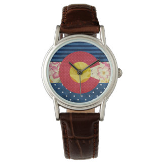 Shabby Chic | Colorado State Flag Watch