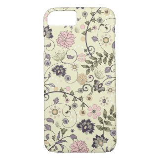 Shabby Chic Flower vintage iPhone 8/7 Case