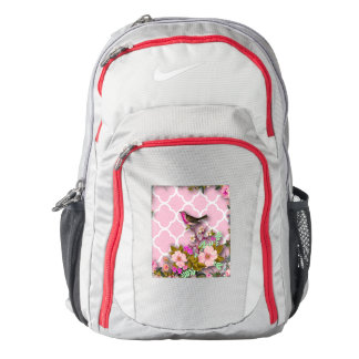 Shabby chic, french chic, vintage,floral,rustic,bi backpack