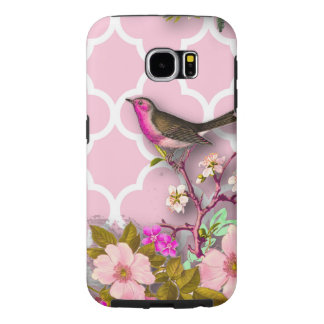 Shabby chic, french chic, vintage,floral,rustic,bi samsung galaxy s6 cases