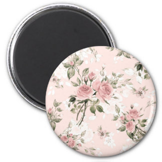 Shabby chic, french chic, vintage,floral,rustic, magnet