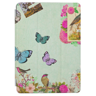 Shabby chic, french chic, vintage,floral,rustic,mi iPad air cover