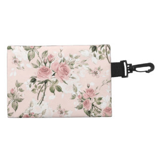 Shabby chic, french chic, vintage,floral,rustic,pi accessory bag