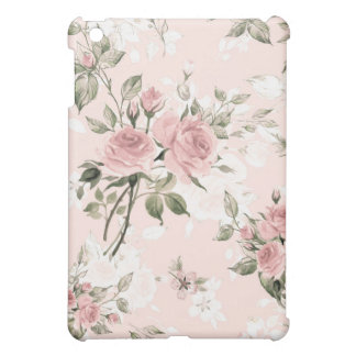 Shabby chic, french chic, vintage,floral,rustic,pi cover for the iPad mini