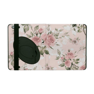 Shabby chic, french chic, vintage,floral,rustic,pi iPad cover