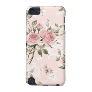 Shabby chic, french chic, vintage,floral,rustic,pi iPod touch 5G cover