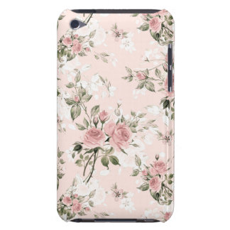 Shabby chic, french chic, vintage,floral,rustic,pi iPod touch covers