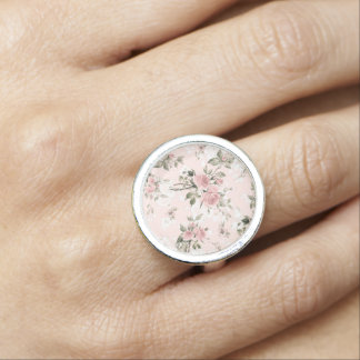 Shabby chic, french chic, vintage,floral,rustic,pi ring