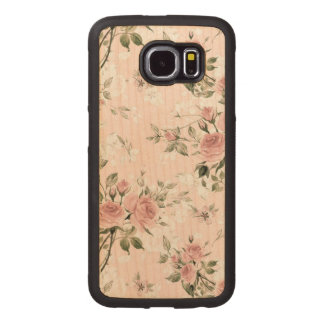 Shabby chic, french chic, vintage,floral,rustic,pi wood phone case