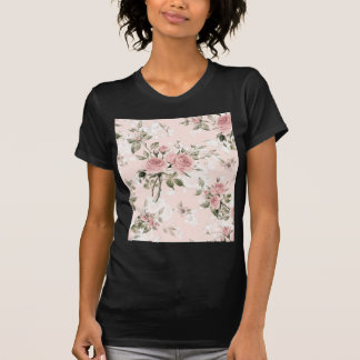 Shabby chic, french chic, vintage,floral,rustic, T-Shirt