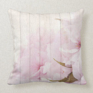 Shabby Chic Pastel Pink Pillow