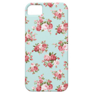 Shabby chic rose barely there iPhone 5 case