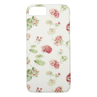 Shabby Chic Vintage Flower iPhone 8/7 Case