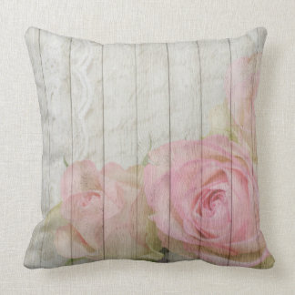 Shabby Chic Vintage Style Pillow