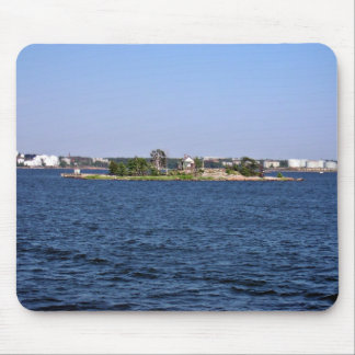Shack island mouse pads