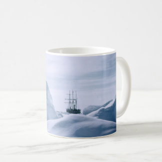 Shackleton Endurance Antarctic mug