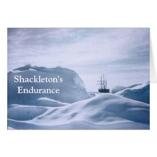 Shackleton's Endurance Card