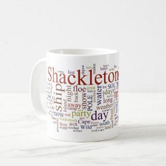 """Shackleton's """"South"""" Antarctic Endurance mug"""