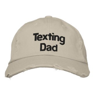Shad From the Sun Embroidered Baseball Cap