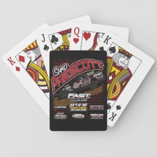 Shad Prescott Cards