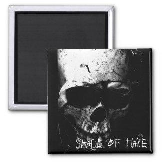 Shade of Haze Skull Magnet
