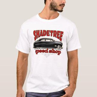 Shade Tree Speed Shop Custom Mercury T-Shirt