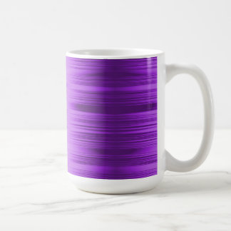 Shaded Purple Violet Lavender Classic Mug Basic White Mug